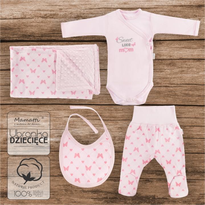 ubrania dla niemowląt sklep internetowy polskiego producenta bielizny z Wadowic