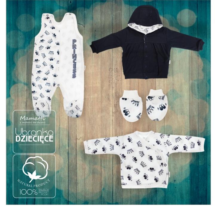 polskie ubranka dla niemowląt z certyfikatem. Bezpieczne i ekologiczne śpioszki body kaftaniki z Mamatti