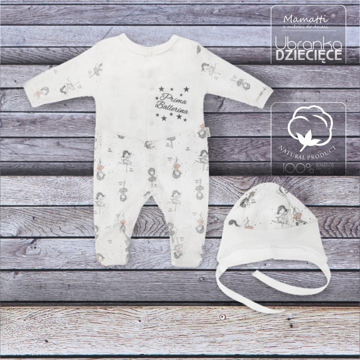 Polskie ubranka dla niemowląt dziewczynek. Producent bielizny dziecięcej i niemowlęcej zaprasza do współpracy.