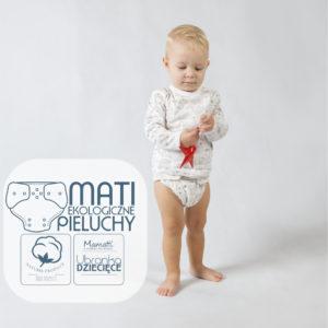 Polski producent ekologicznych pieluch i ubranek dla dzieci i niemowląt. Sklep intermnetowy Mamatti